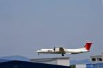 Jin Bergqiさんが、伊丹空港で撮影した日本エアコミューター DHC-8-402Q Dash 8の航空フォト(飛行機 写真・画像)