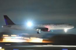 木人さんが、成田国際空港で撮影した吉祥航空 A321-211の航空フォト(飛行機 写真・画像)