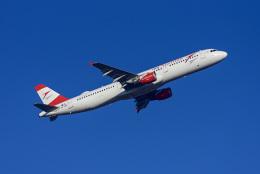 航空フォト:OE-LBC オーストリア航空 A321