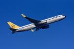 Frankspotterさんが、フランクフルト国際空港で撮影したコンドル 767-31B/ERの航空フォト(飛行機 写真・画像)
