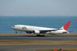 Gambardierさんが、羽田空港で撮影した日本航空 777-289の航空フォト(飛行機 写真・画像)