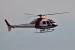 もぐ3さんが、新潟空港で撮影した朝日航洋 AS355F2 Ecureuil 2の航空フォト(飛行機 写真・画像)