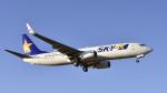 パンダさんが、成田国際空港で撮影したスカイマーク 737-86Nの航空フォト(飛行機 写真・画像)
