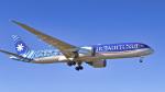 パンダさんが、成田国際空港で撮影したエア・タヒチ・ヌイ 787-9の航空フォト(飛行機 写真・画像)