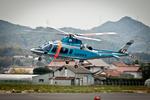 カヤノユウイチさんが、出雲空港で撮影した島根県警察 A109E Powerの航空フォト(飛行機 写真・画像)