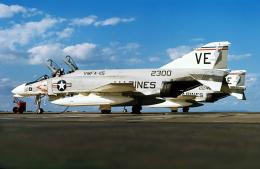 A-330さんが、三沢飛行場で撮影したアメリカ海兵隊 F-4B Phantom IIの航空フォト(飛行機 写真・画像)