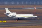 yabyanさんが、中部国際空港で撮影したヤーリアン・ビジネスジェット Falcon 7Xの航空フォト(飛行機 写真・画像)