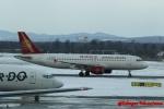 湖景さんが、新千歳空港で撮影した吉祥航空 A320-214の航空フォト(飛行機 写真・画像)