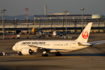 we love kixさんが、関西国際空港で撮影した日本航空 787-8 Dreamlinerの航空フォト(飛行機 写真・画像)