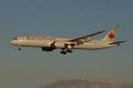 SIさんが、成田国際空港で撮影したエア・カナダ 787-9の航空フォト(飛行機 写真・画像)