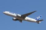 宮崎 育男さんが、成田国際空港で撮影した全日空 777-F81の航空フォト(飛行機 写真・画像)