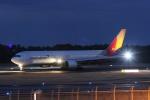 宮崎 育男さんが、成田国際空港で撮影したアシアナ航空 767-38Eの航空フォト(飛行機 写真・画像)