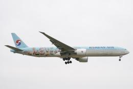 デルさんが、成田国際空港で撮影した大韓航空 777-3B5/ERの航空フォト(飛行機 写真・画像)