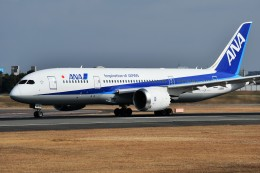 k-spotterさんが、伊丹空港で撮影した全日空 787-8 Dreamlinerの航空フォト(飛行機 写真・画像)