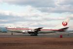 @たかひろさんが、伊丹空港で撮影した日本航空 747-146B/SRの航空フォト(飛行機 写真・画像)