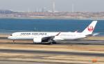 ハム太郎。さんが、羽田空港で撮影した日本航空 A350-941XWBの航空フォト(飛行機 写真・画像)