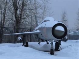 Smyth Newmanさんが、大祖国戦争中央博物館で撮影したソビエト空軍 MiG-21PFMの航空フォト(飛行機 写真・画像)