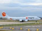 masarunphotosさんが、リエージュ空港で撮影したマグナ・アヴィエーション 747-45E(SF)の航空フォト(飛行機 写真・画像)