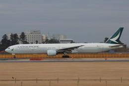 YASKYさんが、成田国際空港で撮影したキャセイパシフィック航空 777-367の航空フォト(飛行機 写真・画像)