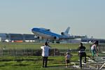 モントリオール・ピエール・エリオット・トルドー国際空港 - Montréal-Pierre Elliott Trudeau International Airport [YUL/CYUL]で撮影されたKLMオランダ航空 - KLM Royal Dutch Airlines [KL/KLM]の航空機写真