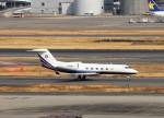 ハム太郎。さんが、羽田空港で撮影したユタ銀行 G350/G450の航空フォト(飛行機 写真・画像)