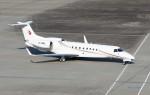 ハム太郎。さんが、羽田空港で撮影した東方公務航空 EMB-135BJ Legacy 650の航空フォト(飛行機 写真・画像)