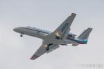 遠森一郎さんが、福岡空港で撮影した朝日新聞社 560 Citation Encoreの航空フォト(飛行機 写真・画像)