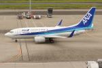 OMAさんが、羽田空港で撮影した全日空 737-781の航空フォト(飛行機 写真・画像)