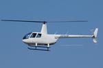 Scotchさんが、名古屋飛行場で撮影した佐藤実業 R44 IIの航空フォト(飛行機 写真・画像)