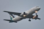 kuro2059さんが、ノイバイ国際空港で撮影したシルクエア A320-233の航空フォト(飛行機 写真・画像)