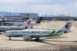 PW4090さんが、関西国際空港で撮影した中国東方航空 A330-243の航空フォト(飛行機 写真・画像)