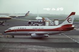tassさんが、羽田空港で撮影した南西航空 737-2Q3/Advの航空フォト(飛行機 写真・画像)