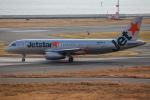 代打の切札さんが、関西国際空港で撮影したジェットスター・ジャパン A320-232の航空フォト(飛行機 写真・画像)