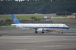 SKY☆101さんが、成田国際空港で撮影した中国南方航空 A321-231の航空フォト(飛行機 写真・画像)