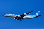 Frankspotterさんが、成田国際空港で撮影したエア・タヒチ・ヌイ A340-313Xの航空フォト(飛行機 写真・画像)