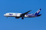 Frankspotterさんが、成田国際空港で撮影した全日空 787-8 Dreamlinerの航空フォト(飛行機 写真・画像)