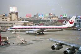 @たかひろさんが、伊丹空港で撮影した日本航空 DC-8-62の航空フォト(飛行機 写真・画像)