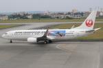 キイロイトリさんが、宮古空港で撮影した日本トランスオーシャン航空 737-8Q3の航空フォト(飛行機 写真・画像)