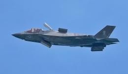Seiiさんが、シンガポール・チャンギ国際空港で撮影したアメリカ海兵隊 F-35B Lightning IIの航空フォト(飛行機 写真・画像)