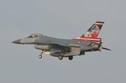 小弦さんが、嘉義空港で撮影した中華民国空軍 F-16A Fighting Falconの航空フォト(飛行機 写真・画像)