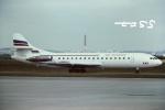 tassさんが、パリ オルリー空港で撮影したエア・チャーター SE-210 Caravelle 10B3 Super Bの航空フォト(飛行機 写真・画像)