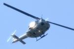 Hiro-hiroさんが、横田基地で撮影したアメリカ空軍 UH-1Nの航空フォト(飛行機 写真・画像)