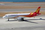 yabyanさんが、中部国際空港で撮影した香港エクスプレス A320-214の航空フォト(飛行機 写真・画像)