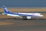 KAKOさんが、中部国際空港で撮影した全日空 A320-214の航空フォト(飛行機 写真・画像)