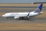 KAKOさんが、中部国際空港で撮影したユナイテッド航空 737-724の航空フォト(飛行機 写真・画像)