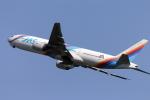 senyoさんが、羽田空港で撮影した日本エアシステム 777-289の航空フォト(飛行機 写真・画像)