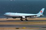 senyoさんが、羽田空港で撮影した大韓航空 A330-322の航空フォト(飛行機 写真・画像)