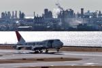 senyoさんが、羽田空港で撮影した日本航空 747-446Dの航空フォト(飛行機 写真・画像)