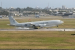 GNPさんが、嘉手納飛行場で撮影したアメリカ空軍 E-8C J-Stars (707-300C)の航空フォト(飛行機 写真・画像)
