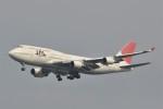 kumagorouさんが、羽田空港で撮影した日本航空 747-446の航空フォト(飛行機 写真・画像)